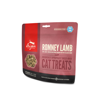 Orijen gefriergetrocknete Katzen Leckerli, Lamb Cat 35g