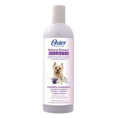 Oster Natural Extract Premium Hundeshampoo