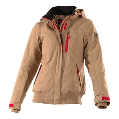 Owney Damen Winterjacke Urban, XXL, beige