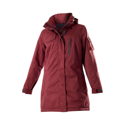 OWNEY Damen Winterparka Arctic, S, dusty red