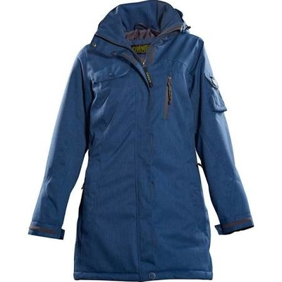 OWNEY Damen Winterparka Arctic, L, blue