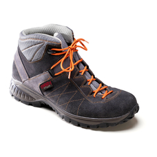 Owney Outdoor Stiefel Balto high, 9,5, anthracite-orange