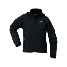 Owney Softshell-Jacke Fjord für Herren black, S, black