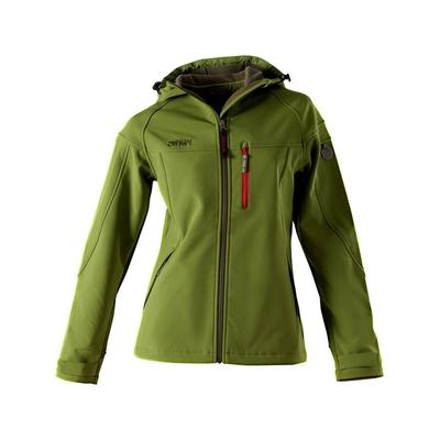 Owney  Softshell-Jacke für Damen Cerro, 4XL, grün