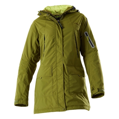 OWNEY Winterparka Damen Albany, 3XL, moss green