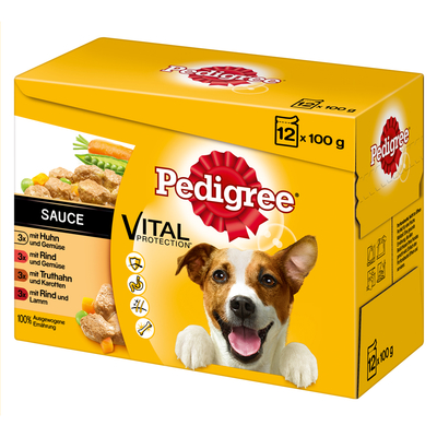 Pedigree Adult- Portionsbeutel im Multipack
