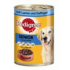 Pedigree Dose Senior Hundefutter