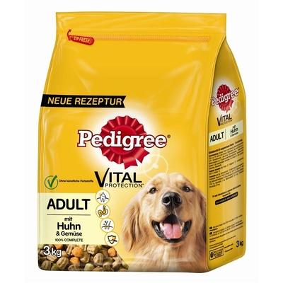 Pedigree Hunde Trockenfutter Adult mit Huhn & Gemüse