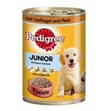 Pedigree Junior Hundefutter  Dose