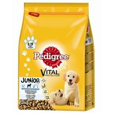 Pedigree Junior Medium mit Huhn & Reis