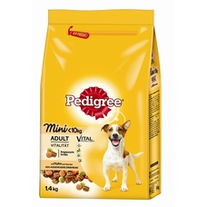 Pedigree Trockenfutter Adult Mini