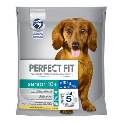Perfect Fit Huhn Senior 10+ für kleine Hunde