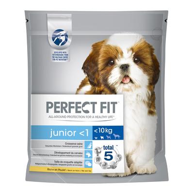 Perfect Fit Junior Huhn für kleine Hunde