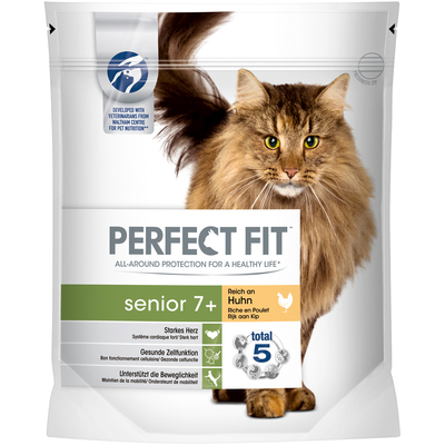 Perfect Fit Senior 7+ reich an Huhn - Trockenfutter