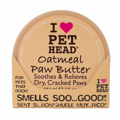 PET HEADHafermehl Pfoten Butter für Hunde