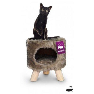 Petrebels Katzenhöhle und Hocker Victoria Preview Image