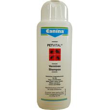 Canina PETVITAL Verminex Shampoo