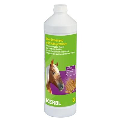 Kerbl Pflegeshampoo für Pferde mit Haferproteinen