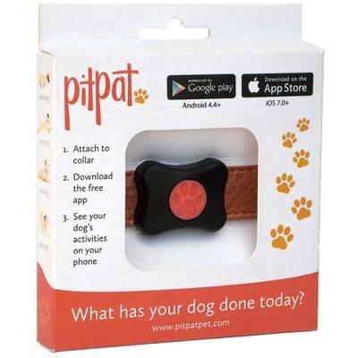 PitPat Aktivitätsmonitor für Hunde mit App, Komplettset