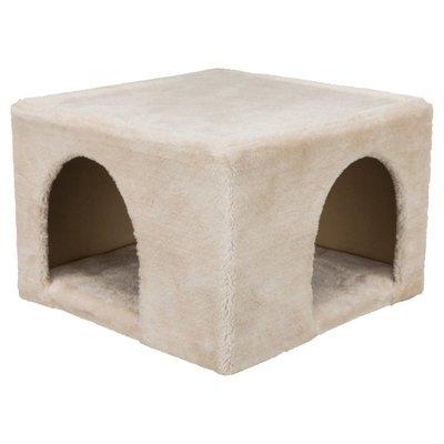 TRIXIE Plüsch Kuschelhöhle für Kleintiere