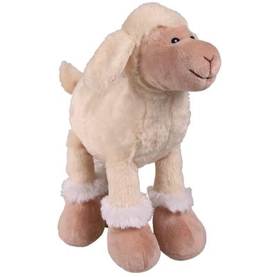 Plüschtier für Hunde Schaf