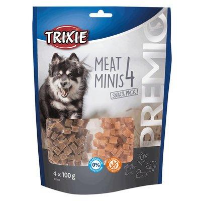 Trixie PREMIO 4 Meat Minis Hundesnacks