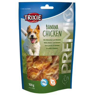 Trixie Premio Banana Chicken Hunde Leckerli