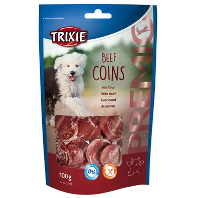 Trixie PREMIO Beef Coins Hundesnack