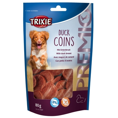 Trixie Premio Duck Coins Ente