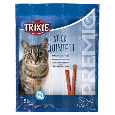 TRIXIE PREMIO Stick Quintett Katzensnack Preview Image