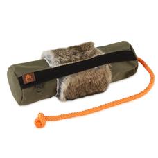 Firedog Profi Futterdummy mit Kaninchenfell