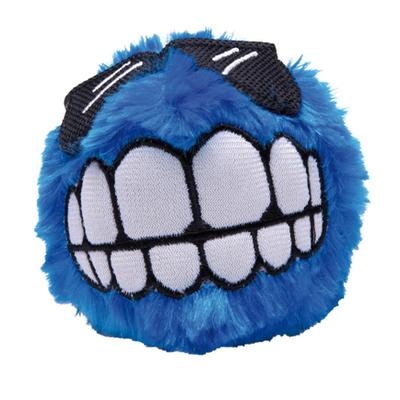 Rogz Grinz Fluffy - Hundeball mit Quietscher