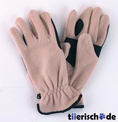 Waldhausen Reithandschuhe Fleece