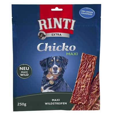 Rinti Extra Chicko Maxi Wildstreifen für Hunde