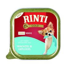 Rinti Gold Mini Nassfutter für kleine Hunde Preview Image