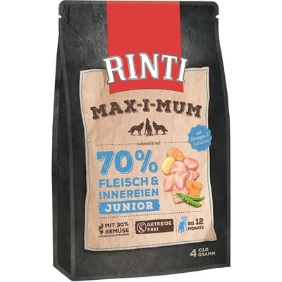 Rinti Maximum Junior Trockenfutter