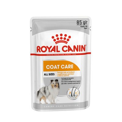 Royal Canin CCN Coat Care Nassfutter für glänzendes Fell