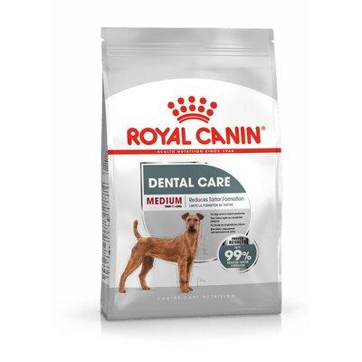 Royal Canin CCN Dental Care Medium Trockenfutter für mittelgroße Hunde mit empfindlichen Zähnen