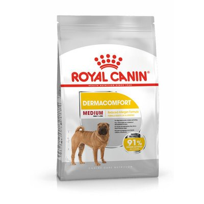 Royal Canin CCN Dermacomfort Medium Trockenfutter für mittelgroße Hunde mit empfindlicher Haut
