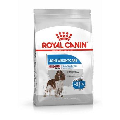 Royal Canin CCN Light Weight Care Medium Trockenfutter für mittelgroße Hunde mit Neigung zu Übergewicht