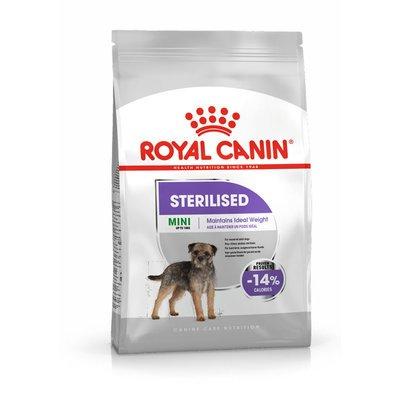 Royal Canin CCN Mini Sterilised Trockenfutter für kastrierte kleine Hunde