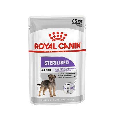 Royal Canin CCN Sterilised Nassfutter für kastrierte Hunde