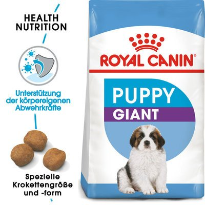 Royal Canin Giant Puppy Welpenfutter Preview Image