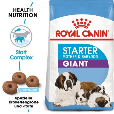 Royal Canin Giant  Starter für tragende Hündin und Welpen Preview Image