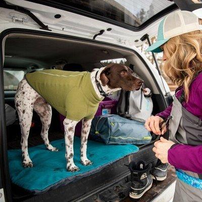 Ruffwear Climate Changer™ Hundejacke aus Fleece Preview Image