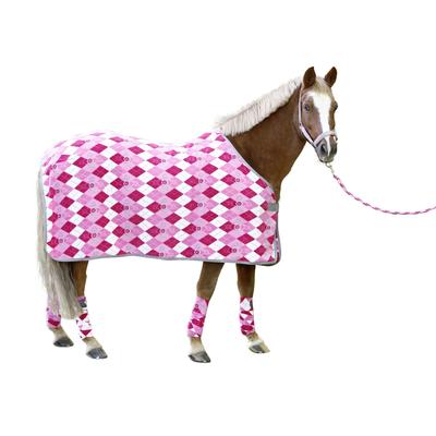 Covalliero RugBe Pony Pferdedecke Fleecedecke Lilli