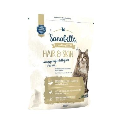 Sanabelle Hair & Skin Katzenfutter, 400g