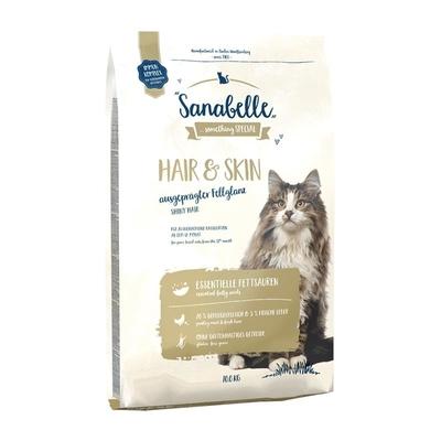 Sanabelle Hair & Skin Katzenfutter, 10 kg
