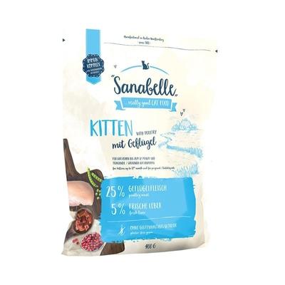 Sanabelle Kitten Katzenfutter, 400 g