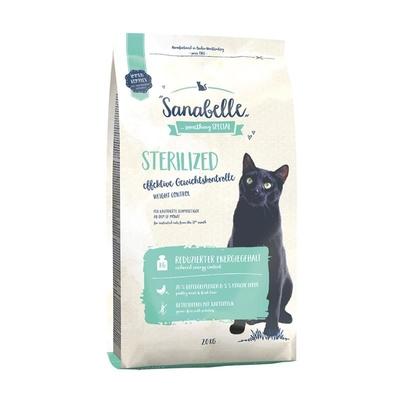 Sanabelle Sterilized Katzenfutter, 2 kg